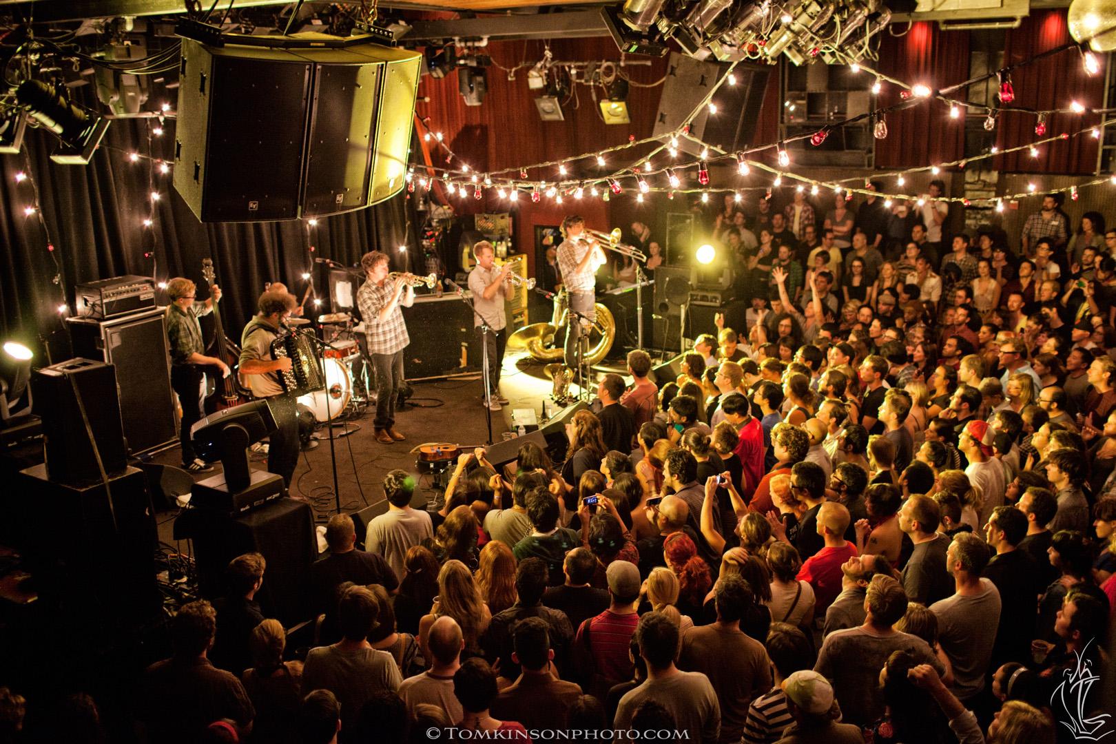 Beirut at The Independent – San Francisco, CA – 10/27/11